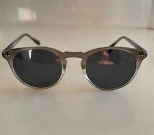 Oliver Peoples Sir O'Malley 5256-S 1101/4R Crystal Purple Sunglasses