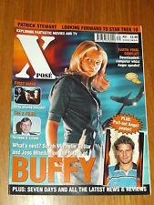 XPOSE #31 BRITISH MAGAZINE VISUAL IMAGINATION FEBRUARY 1999 BUFFY STAR TREK