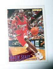CARTE  NBA BASKET BALL 1995  PLAYER CARDS MALIK SEALY (107)