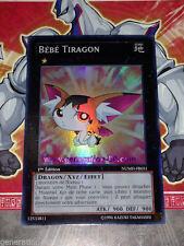 Carte Yu Gi Oh BEBE TIRAGON NUMH-FR051