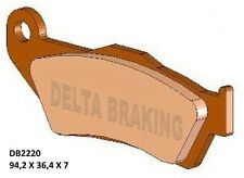 Cagiva E 750 Elephant 1993 Delta HH Sintered Rear Brake Pads