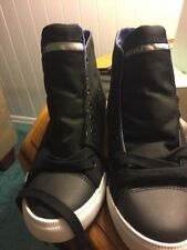 Vintage Macbeth Eliot Hunter  Black Sneakers size US 6 uk 5 eur 38