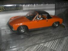 SRC Porsche 914 orange streetversion 1:32, neu OVP
