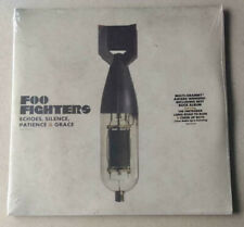 Foo Fighters sealed new 2LP vinyl Echoes Silence Patience & Grace. Dave Grohl