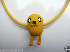 Adventure time rubber Necklace - Costume Jewellery Necklace