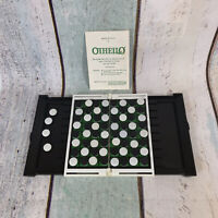 MB 1979 Vintage Travel Othello Game. 14x8cm Great Caravan / Camping Game