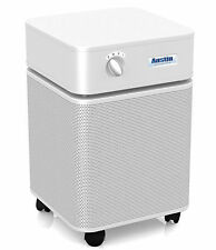 Austin Air Systems - BEDROOM MACHINE  Air Purifier  White # HM402  220 VOLT INTL
