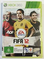 Fifa 12 2012 Xbox 360 Game