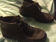 Ugg Leather Boots size 9 mens NWOB