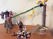 Power Rangers Wild Force Predator Adventure Set 15 Pieces with Instructions 2002