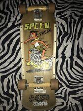 Speedfreak Skateboard