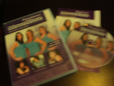 WeightWatchers - Move More FITNESS WORKOUT DVD DIFFERENT LEVELS