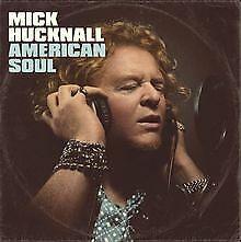 American Soul von Hucknall,Mick | CD | Zustand akzeptabel
