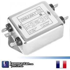 Filtre Antiparasite - EMI Filter - CW4L2-20A-T