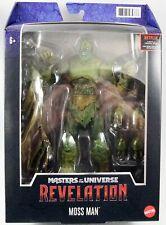 Les Maitres de l'Univers Masterverse - Revelation Moss Man