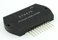 STK075 New Replacement IC Audio Amplifier Integrated Circuit