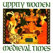 """""""Uppity Women of Medieval Times"""" Sword Dueler Ninja Arab Queen Saint Monk Pix"""