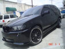 BMW X5 E53 '00-'06 SIDE SKIRTS BODY KIT FIBERGLASS FRP