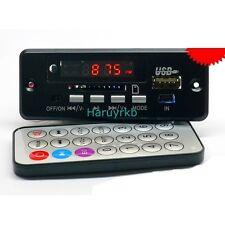 Digital led 5v Amplifier Bluetooth Call functions mp3 decoder board Fm Radio