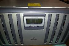 NetApp FAS6070 Filer w/ 1x DS14MK4 shelf, 14x 300GB 15K X279A HD