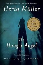 The HUNGER ANGEL by Herta Muller  (English;BN;PB; FREE TRACKING & SHIPPING))