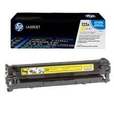 HP 125 jaune Laserjet Cartouche De Toner CB542A [hpcb 542 A]