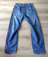 LEVI'S JEANS TWISTED ENGINEERED SIZE  30 X 32 DISTRESSED VGC SEE DESCRPTN