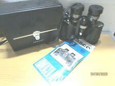 vintage 1975 Tasco binocular zoom fully coated model 101 7x15x35