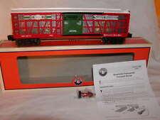 Lionel 6-82711 Santa's Favorites Transparent Gift Car O-27 North Pole Lines 2015