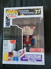 Transformers (1984) - Starscream funko pop in hand target Exclusive