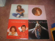 Cleo Lane 4 LP Lot RCA Return To Carnegie Smilin Through I Am A Song Gonna Get T
