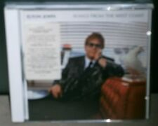 Elton John - Songs from the West Coast (2002) CD ALBUM