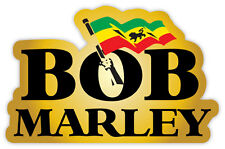 "Bob Marley sticker decal 5"" x 3"""