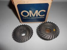 387254 NEW OEM 9.9 HP 15 HP JOHNSON EVINRUDE OUTBOARD GEARS 0387254 LOT L4