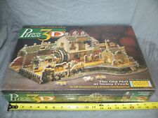 Sealed NIB The Old Mill at Stoney Creek PUZZ 3 D REDUCED
