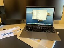 More details for apple macbook air 2020 256gb space grey only 5 charges with apple warranty!