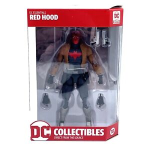 """DC ESSENTIALS RED HOOD ACTION FIGURE 7"""" DC COLLECTIBLES #18"""