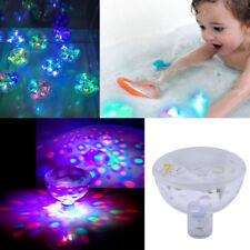 Bunt Kinder Badewanne Spielzeug Bath LED Licht Lampe Ball Badespielzeug Badespaß