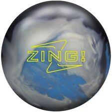 15lb NIB Radical ZING HYBRID 1st Quality Bowling Ball Undrilled BLU/SIL/CHAR