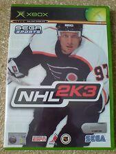 NHL 2K3 (XBOX) USED