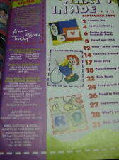 Kidz X-Stitch & Kool Krafts Cross Stitch UK Book #1