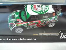 MINI JOHN COOPER #14 MONTE-CARLO 2012 1:43 IXO RALLYE-DIECAST-RAM498