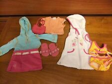 American Girl Doll 'Seaside Wardrobe' - 9 pieces