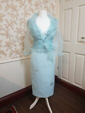 Veni Infantino By Ronald Joyce Mother Of The Bride Dress size 12 - ❤Royal style❤