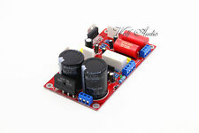 Assembly TDA7294 HiFi Stereo Amplifier Board With Speaker Protection Circuit