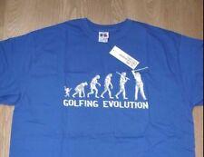 Kurzarm Herren-T-Shirts mit Evolutions in Größe XL