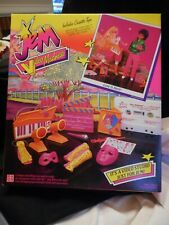 Jem Doll Video Madness Video Studio Just For Jem Love is Here Nrfb