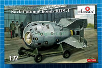 1/72 RDS-1 Soviet atomic bomb (Amodel NA72001)