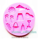 Silicone Mould Fondant Sugarcraft Chocolate Candy Ice Mold Cake Decorating Tools