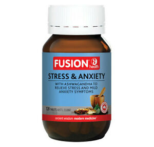 Stress & Anxiety by Fusion Health